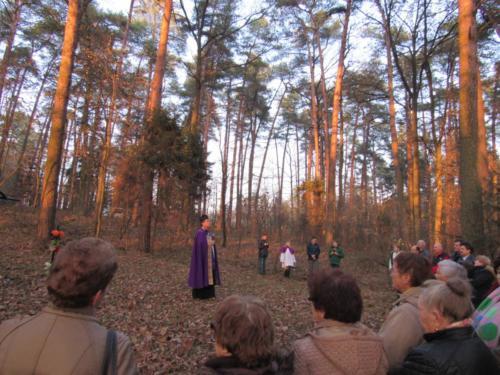 Modlitwa na cmentarzu cholerycznym (4)