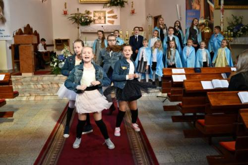 Schola Parafia Skrzyszów 2019