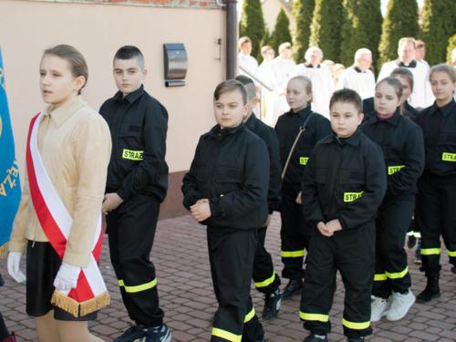 35-lecie parafii i 10-ta rocznica konsekracji kościoła w Skrzyszowie